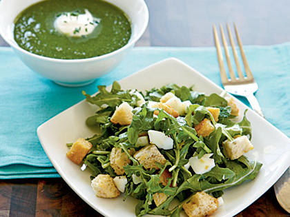 Soup and Salad Menu