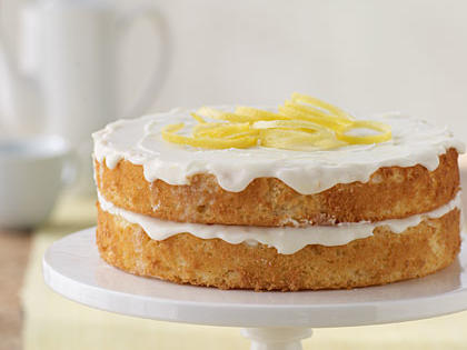 Nathan S Lemon Cake Recipe Myrecipes