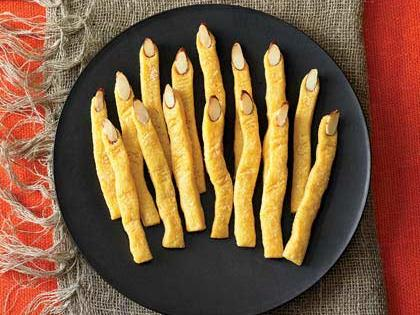 Cheddar Witch's Fingers