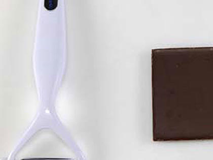 Shaving Chocolate