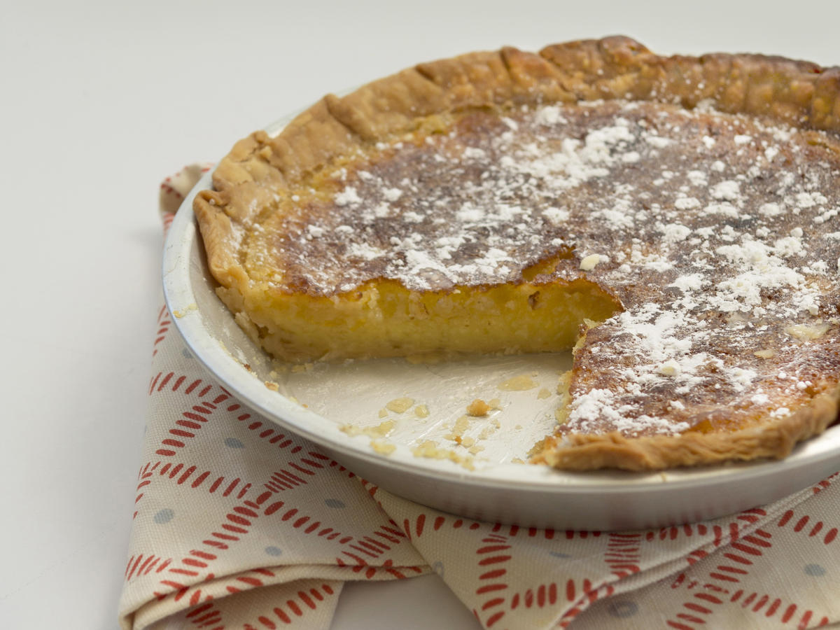 Classic chess pie recipe myrecipes for Southern living login